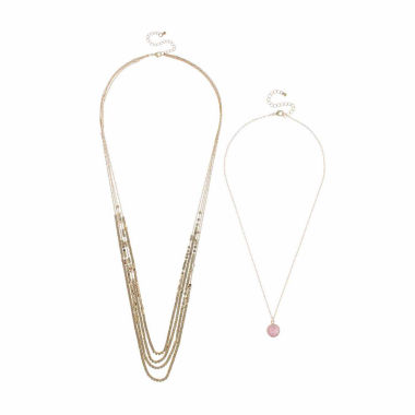 jcpenney.com | Decree Strand Necklace