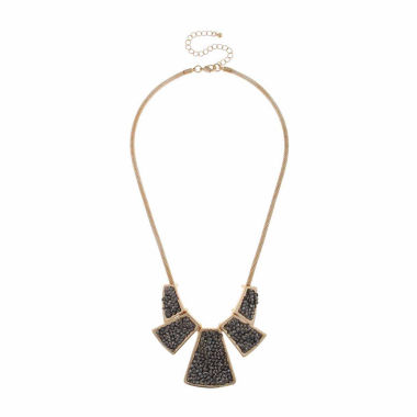 jcpenney.com | Bold Elements Collar Necklace
