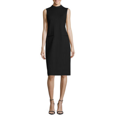 jcpenney.com | Sharagano Sleeveless Sheath Dress