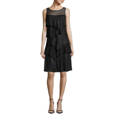 jcpenney.com | Robbie Bee Sleeveless Shift Dress