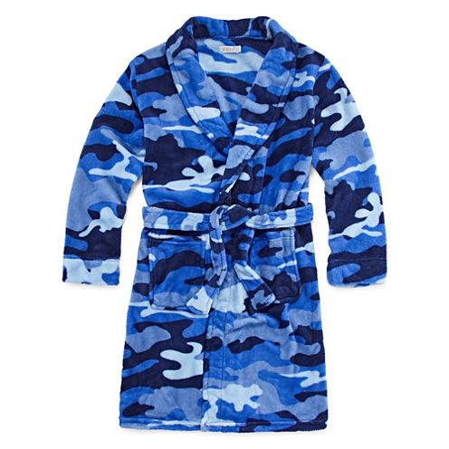 Fleece Robe- Boys 4-12