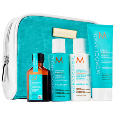 jcpenney.com | Moroccanoil Hydrating Travel Kit