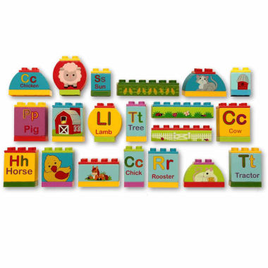 jcpenney.com | Dream Blocks Farm Building Blocks