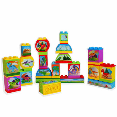 jcpenney.com | Dream Blocks Dinosaurs Building Blocks
