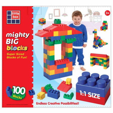 jcpenney.com | Grand Forward Mighty Big Blocks 100 Pc. Set