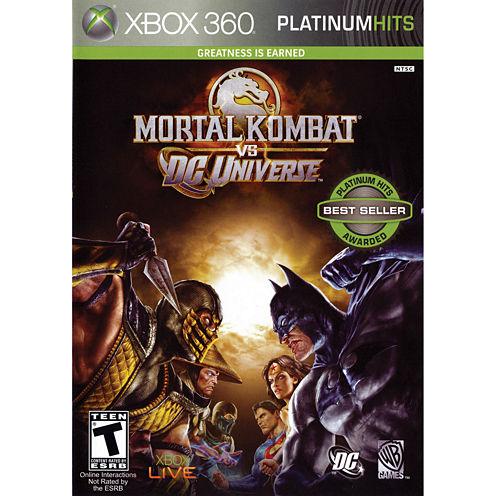Mortal Kombat vs. DC Universe – XBox 360