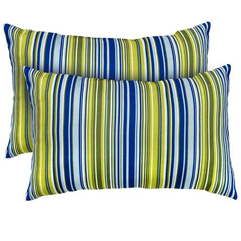Rectangle Accent Pillow Set