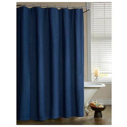 American Denim Shower Curtain