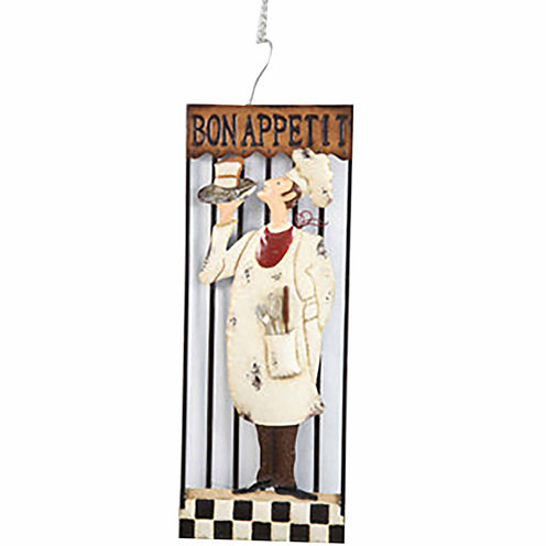 Bon Appetit Wall Decor