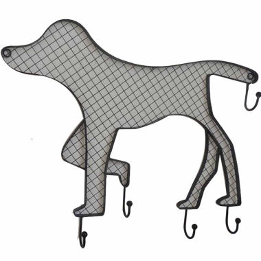 jcpenney.com | Dog With Hooks Wall Decor
