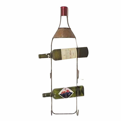Bottle Wine Rack Wall Decor
