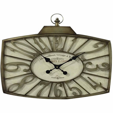 jcpenney.com | Rectangle Wall Clock