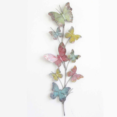 jcpenney.com | Butterflies Right Wall Decor