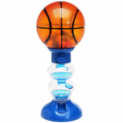 Sweet N Fun Basketball Gumball Machine Bank With Gumballs