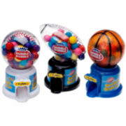 Dubble Bubble Hot Sports Gumball Dispensers: 12 Piece Box