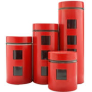4 pc Canister