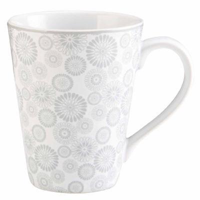 Mikasa Avery Floral Coffee Mug