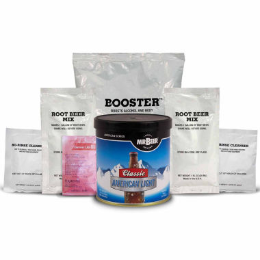 jcpenney.com | Mr. Beer Hard Root Beer Refill Kit
