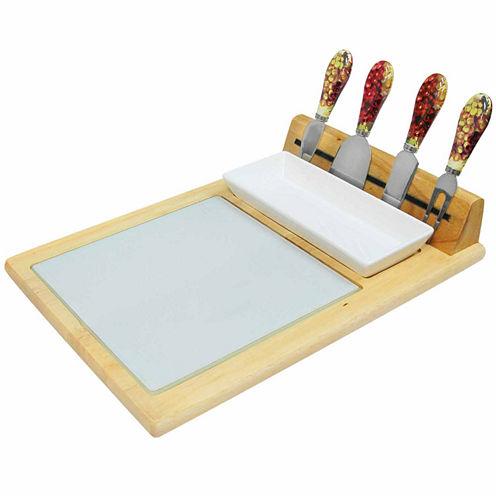 Epicureanist Sonoma Cheese Board Set
