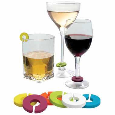 jcpenney.com | Epicureanist Wine Charms