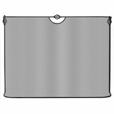 jcpenney.com | Blue Rhino Single Panel  Wrought Iron Sparkguard Fireplace Screen