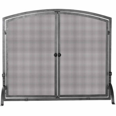 jcpenney.com | Blue Rhino Single Panel Olde World Iron Fireplace Screen