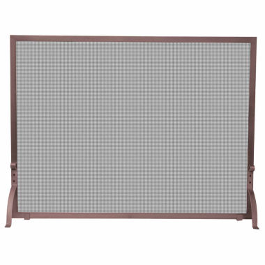 jcpenney.com | Blue Rhino Single Panel Antique Finish Fireplace Screen