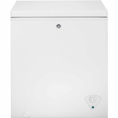 jcpenney.com | GE® 5.0 cu. ft. Manual Defrost Chest Freezer