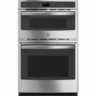 "jcpenney.com | GE Profile™ Series 27"" Built-In Combination Convection Microwave/Convection Wall Oven"