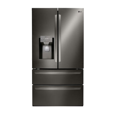 jcpenney.com | LG 28 cu.ft. 4-Door French Door Refrigerator