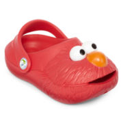 Polliwalks™  Boys Elmo Clogs - Toddler