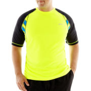 ASICS® Jolt Short–Sleeve Tee–Big & Tall