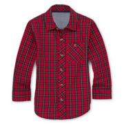 Arizona Plaid Shirt - Boys 12m-6y