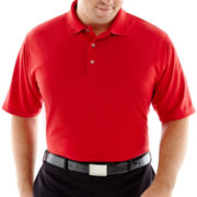 PGA TOUR® Basic Polo Shirt-Big & Tall