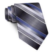 Van Heusen® Chamber Stripe Tie - Extra Long