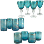 Shimmer 12-pc. Beverageware Set