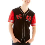 Ecko Unltd.® Knit Baseball Tee