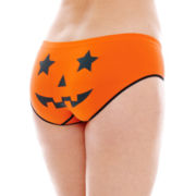 Flirtitude® Seamless Halloween Hipster Panties
