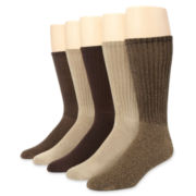 Dockers® 5-pk. Cushioned Socks–Big & Tall
