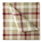 JCPenney Home™ Printed Flannel Sheet Set