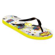 Mixit™ Fun-Print Flip Flops
