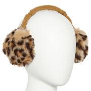 Mixit™ Cheetah-Print Faux-Fur Ear Muffs