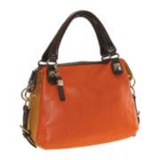 Buxton® Hailey Leather Short Shoulder Bag