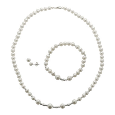 jcpenney.com | Cultured Freshwater Pearl 3-pc. Jewelry Set