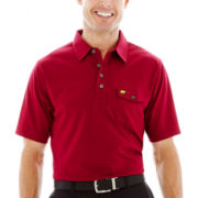 Jack Nicklaus® Flap Pocket Polo
