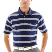 Jack Nicklaus® Yarn-Dyed Jersey Pocket Polo