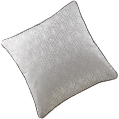 jcpenney.com | Marquis by Waterford® Samantha Platinum Euro Sham
