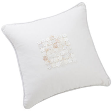 "jcpenney.com | Marquis by Waterford® Tara 16"" Square Decorative Pillow"