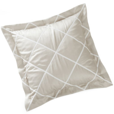 "jcpenney.com | Marquis by Waterford® Tara 18"" Square Decorative Pillow"