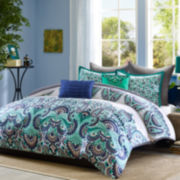 Ideology Verdi Paisley Sateen Comforter Set & Accessories